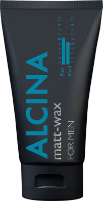 ALCINA matt-wax for men